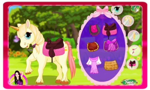 Pony Princess Caring