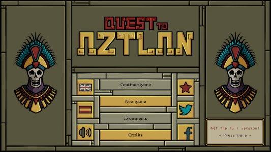 Quest To Aztlan Lite