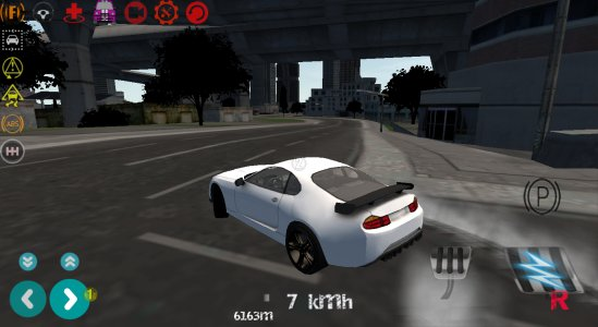 Racing Car Drive Simulator 3D