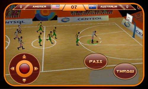 Real Basketball Worldcup 2014