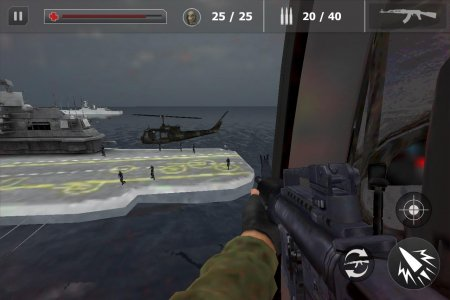 Heli Sniper Shooting Action Game - US Armed Forces