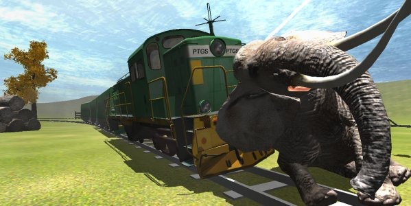 Real Train Simulator