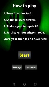 Scary Screen Prank