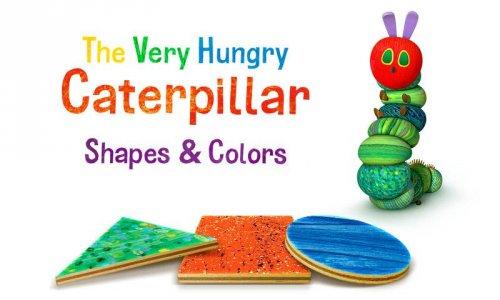 Caterpillar Shapes & Colors
