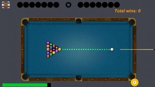 Snooker ?  Saloon 9 & 8 Ball
