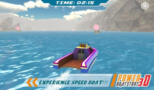 Speed Boat Racing Stunt Mania
