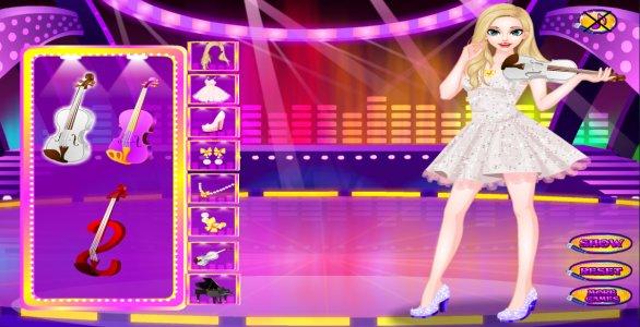 Star Girl: Beauty salon games