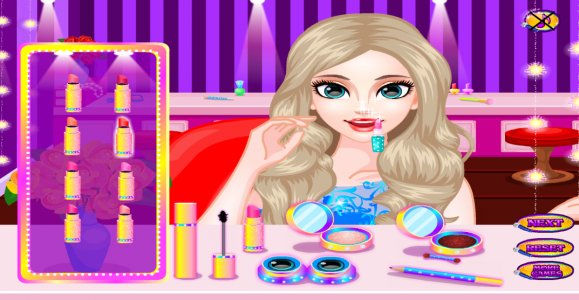 Star Girl: Beauty salon games