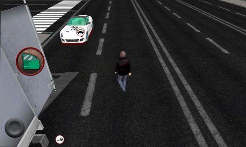 Streets of Crime: Car thief 3D