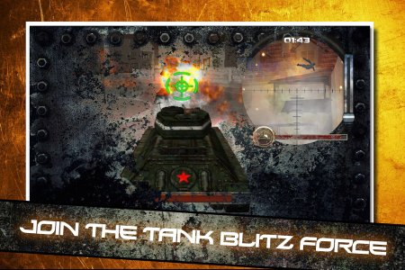 Tanks War Iron Revolution
