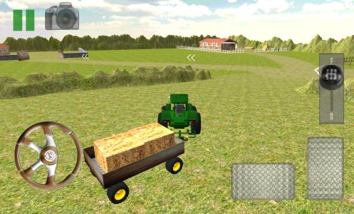 Transport Cargo Farm