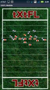 tXtFL: strategic football
