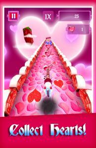 Unicorn Valentine Sky Rider 3D