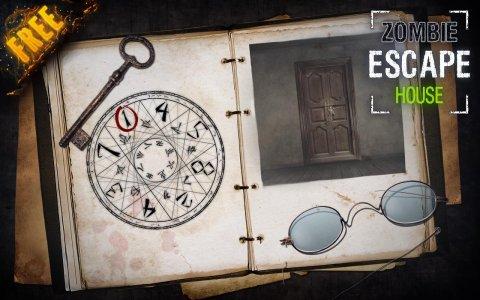 Zombie house - escape