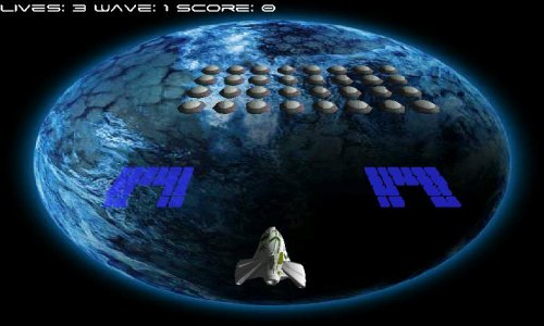 3D Invaders Beta - 3D Game