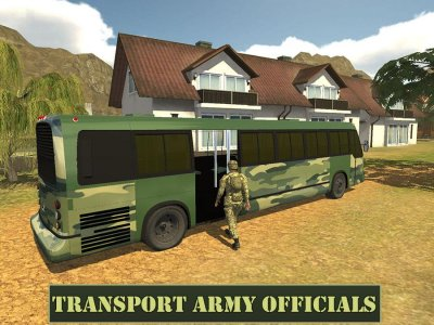 Army Transport Bus Driver