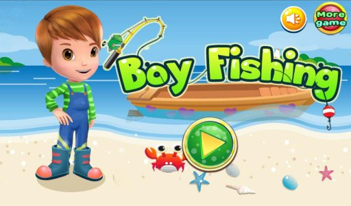 Game memancing anak-anak