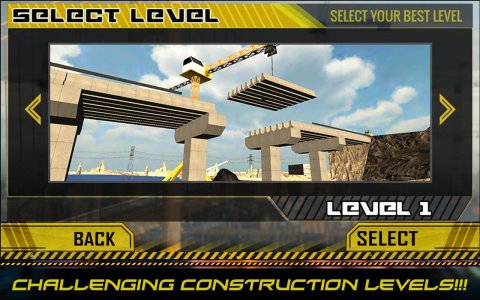 Bridge Builder Crane Operator