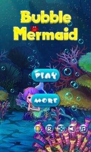 Ocean Bubble Mermaid