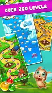 Puppy Pop: Bubble shooter