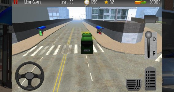 Bus Transport Simulator 2015