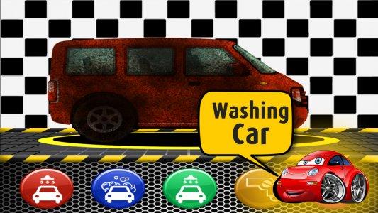 Car Wash, Modify & Racing