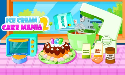 Cooking Ice Cream Cake Mania