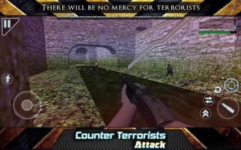Counter Terrorist Attack