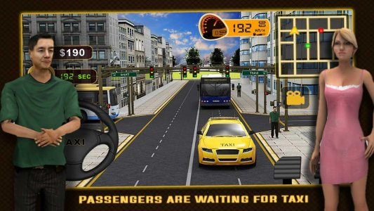 Taxi Crazy