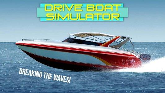 Drive Boat Simulator
