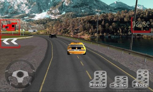 Racing Fast Car Speed 3D