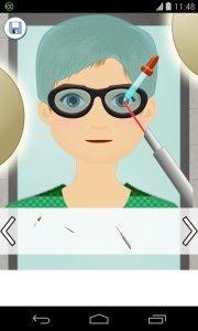 Eyes Surgery Game