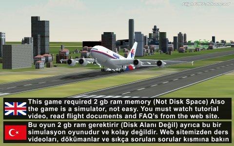 Flight 787 - Advanced - Lite