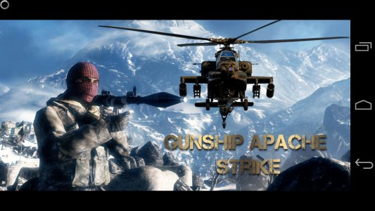 Gunship Apache Strike