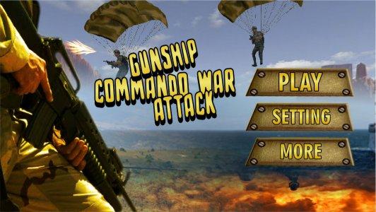 Gunship War:Helicopter 3D