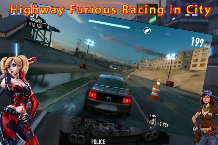Highway Furious Racing in City