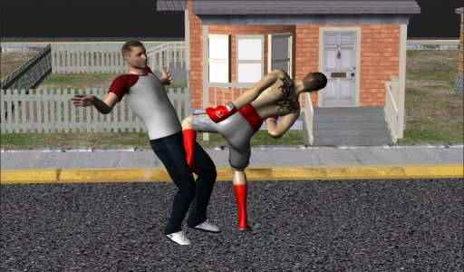 Hood Fighter Ghetto Brawl