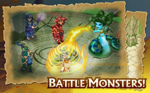 Knights & Dragons – Action PVP