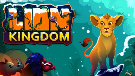 Lion Kingdom - Adventure King