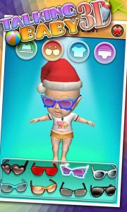 My Talking Baby Care 3D