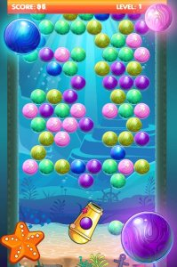 Ocean Bubble Shooter