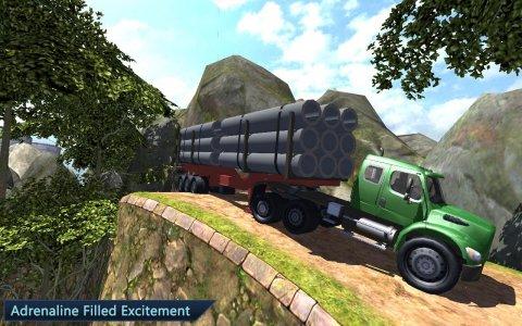 Off-Road 4x4: Hill Driver 2