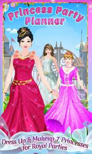 Princess Party Planner Dressup