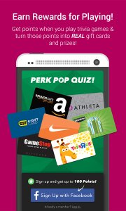 Perk Pop Quiz!