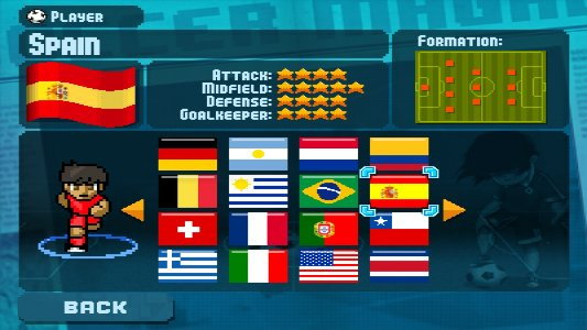 Pixel Cup Soccer: Cup Edition