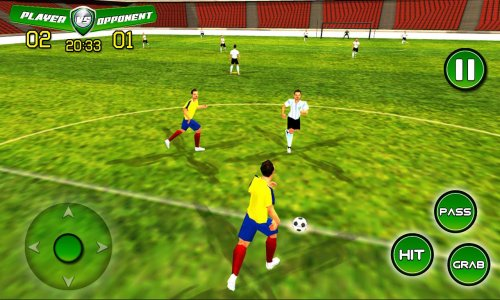 Play World Football Tournament