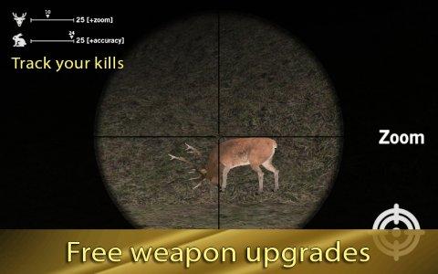 Sniper Hunter 4x4