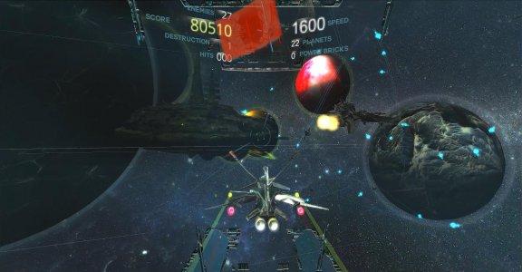 Space X Hunter VR