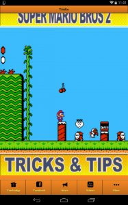 Super Mario Bros 2 Tricks