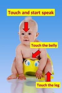 Hablando bebé